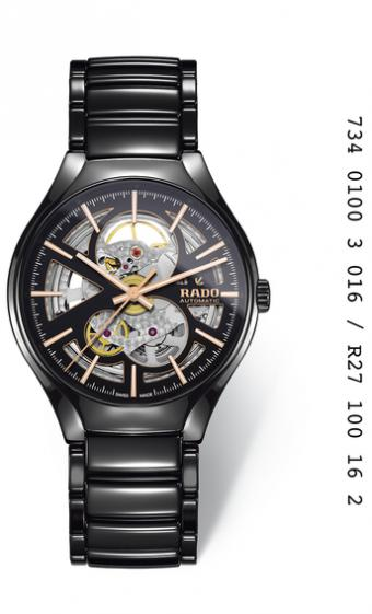 RADO TRUE OPEN HEART FÉRFI