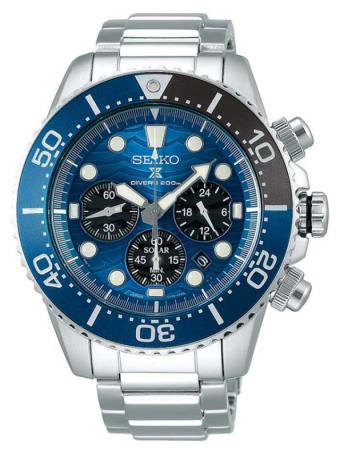 PROSPEX SOLAR CHRONOGRAPH (Great White Shark Special Edition)