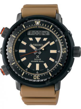 Prospex STREET Solar Chronograph Diver's férfi óra
