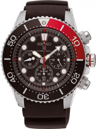 Prospex Solar Chronograph Diver's