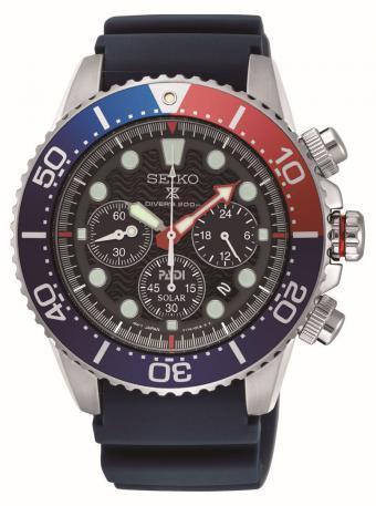Prospex Solar Chronograph Diver's PADI Special Edition